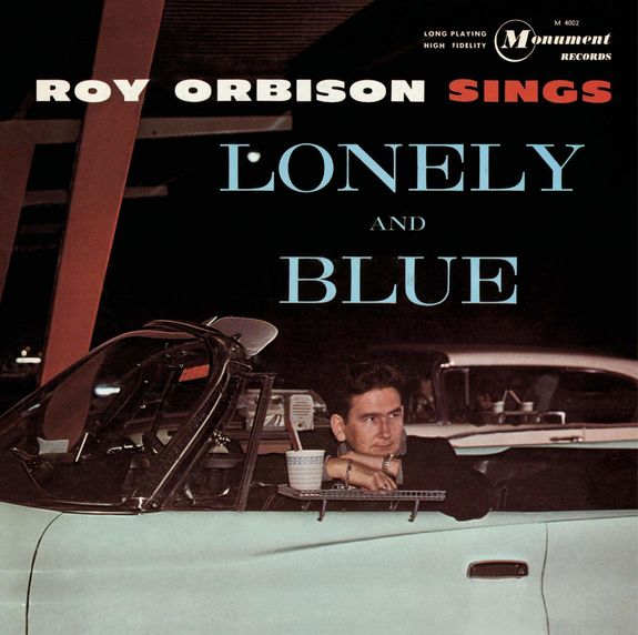 Roy Orbison: Sings Lonely And Blue: Vinyl LP