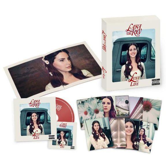 Lana Del Rey: Lust For Life CD Boxset
