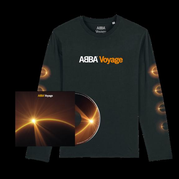 Abba: Voyage (CD & Voyage Longsleeve Bundle)
