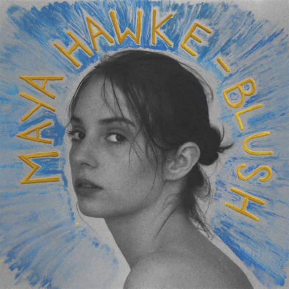 Maya Hawke: Blush: Exclusive Signed CD