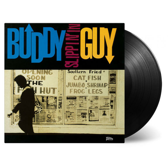 Buddy Guy: Slippin' In