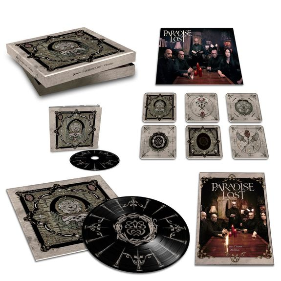 Paradise Lost: Obsidian: Limited Edition Box Set + Exclusive Signed Insert