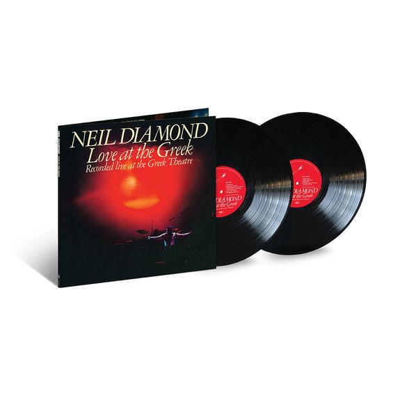 Neil Diamond: Love At The Greek