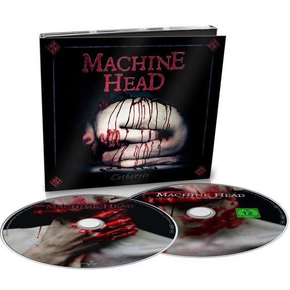 Machine Head: Catharsis: Limited Edition Digipack