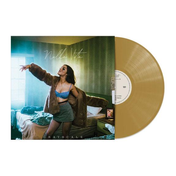 Grayscale: Nella Vita: Gold Vinyl