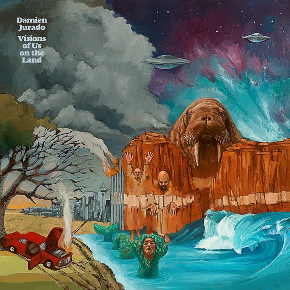 Damien Jurado: Visions of Us on the Land: Deluxe