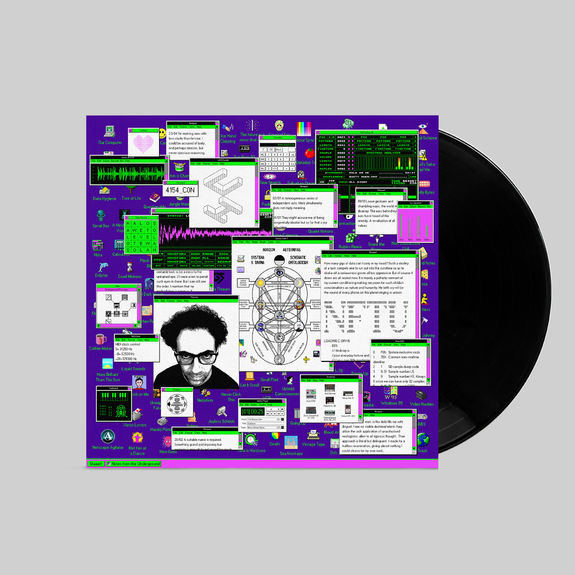 High Contrast: Notes From The Underground Double Black Vinyl