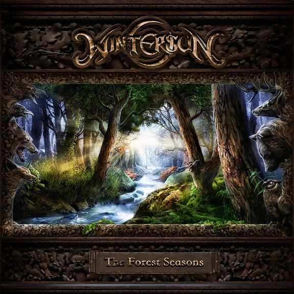 Wintersun: The Forest Seasons + Signed Insert