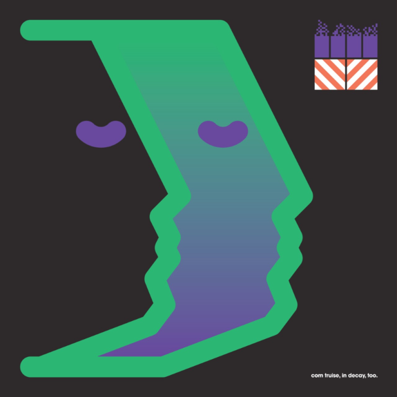 Com Truise: In Decay, Too: Black Vinyl