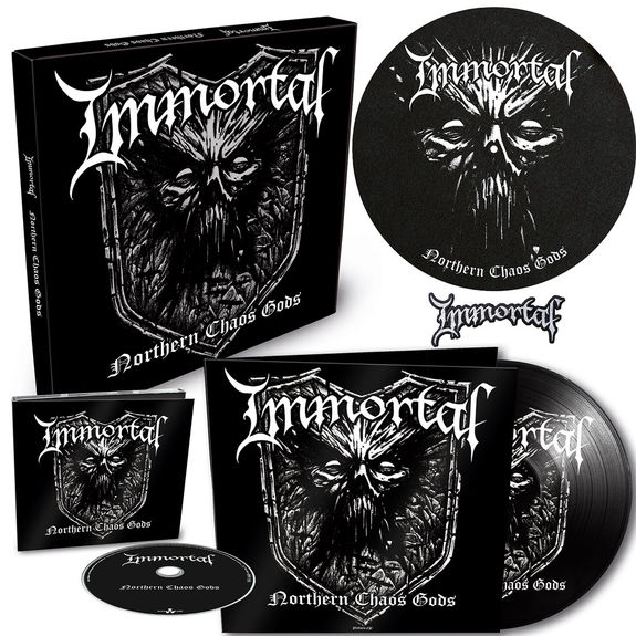 Immortal: Northern Chaos Gods: Limited Edition Box Set