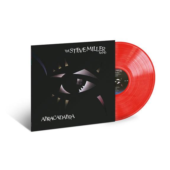 Steve Miller Band: Abracadabra: Exclusive Translucent Red Vinyl