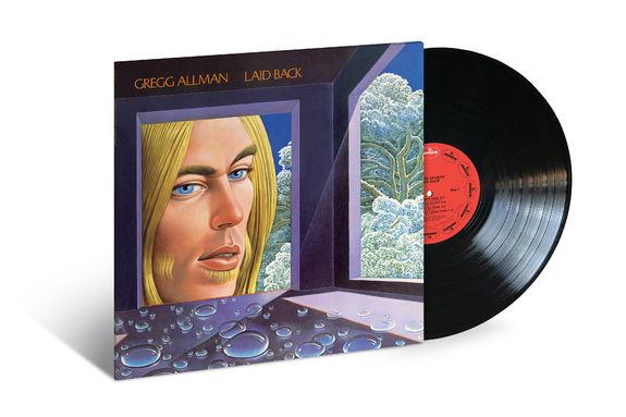 Gregg Allman: Laid Back