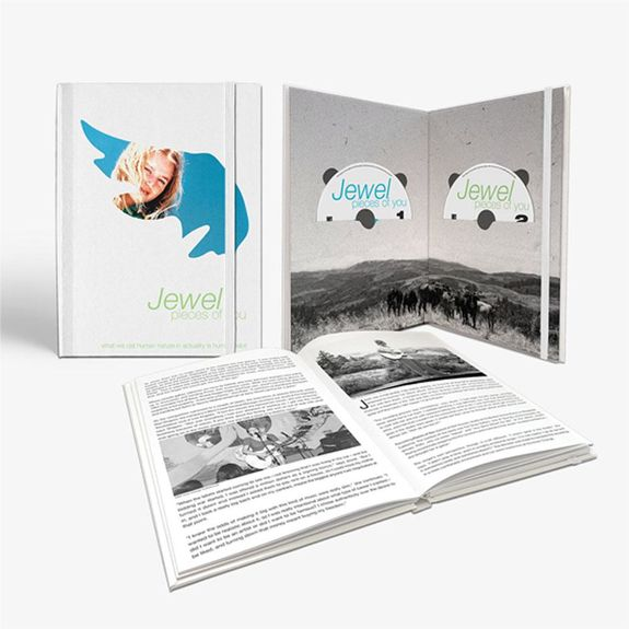 Jewel: Pieces of You: 25th Anniversary Special Edition 4CD