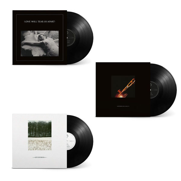 Joy Division: The Factory Singles Bundle