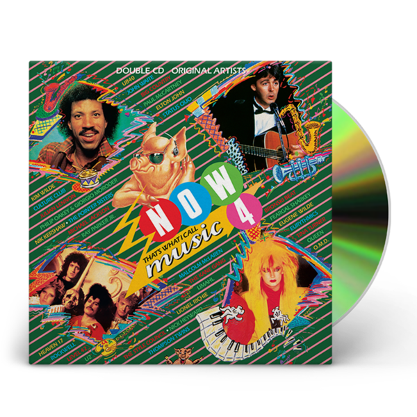 Various Artists: NOW That's What I Call Music! 4 (2CD)