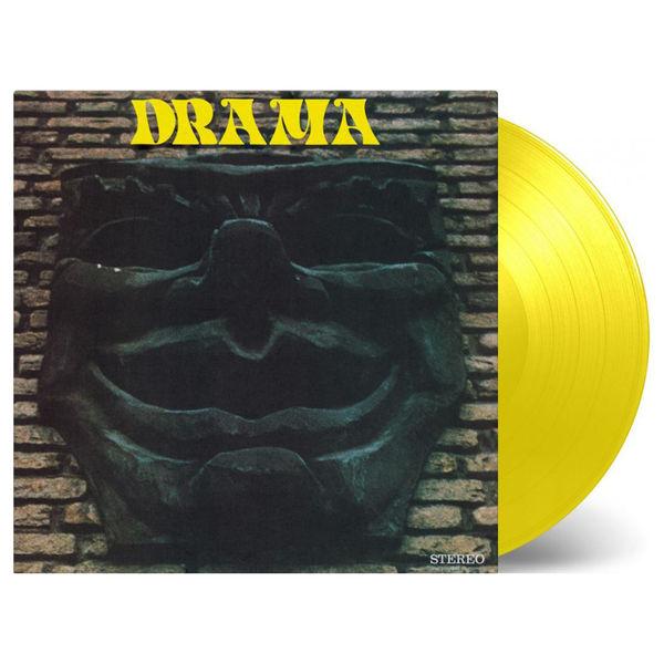 Drama: Drama Yellow Coloured Vinyl