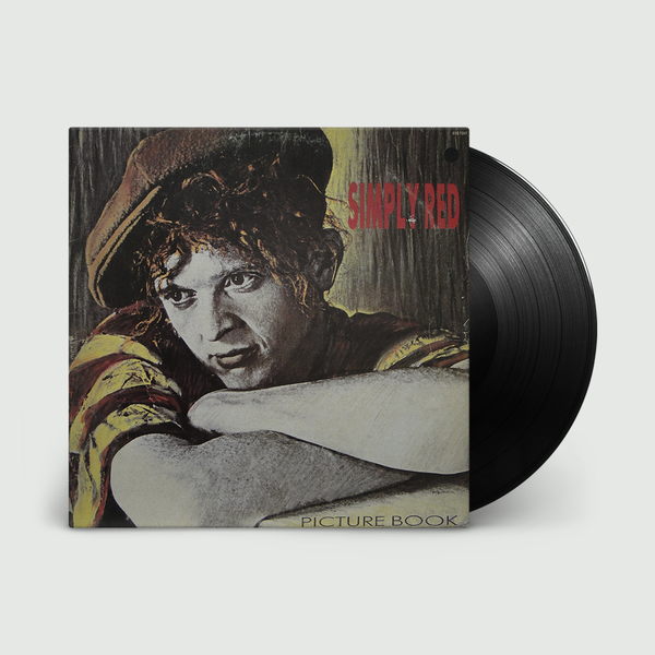 Simply Red: Picture Book: Limited Edition Classic Vinyl