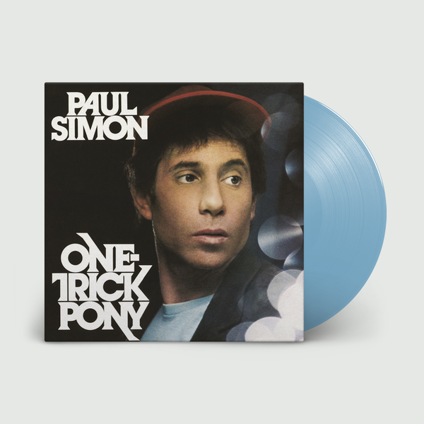 Paul Simon: One Trick Pony: Limited Edition Light Blue Vinyl