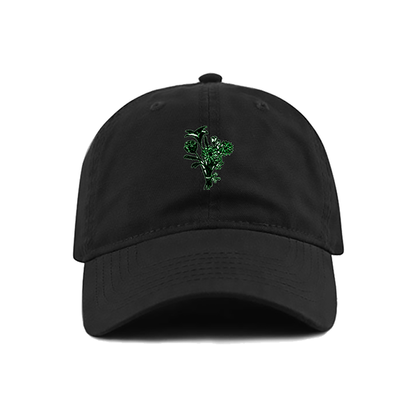 Sports Team: ST Dad Cap: Black