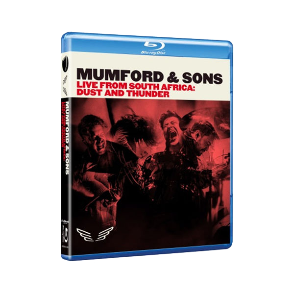 Mumford & Sons : Live From South Africa: Dust And Thunder - Blu-ray