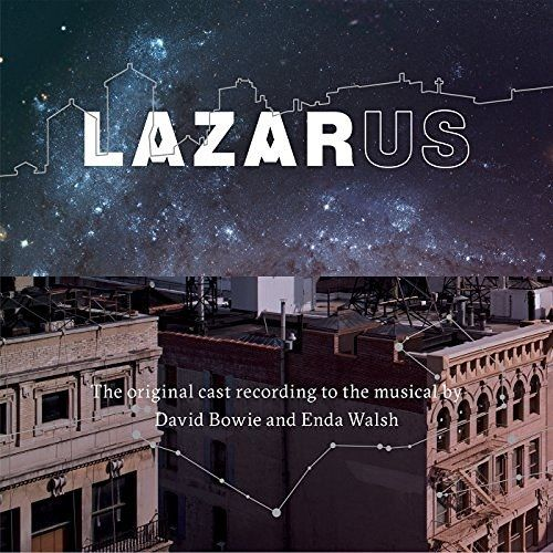 Various Artists: Lazarus: Original Cast Recording
