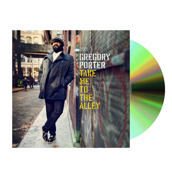 Gregory Porter: Take Me to the Alley Deluxe CD/DVD
