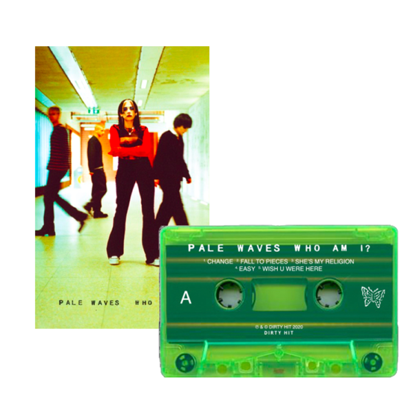 Pale Waves: Who Am I? - Fluorescent 'Tour Edition' Cassette