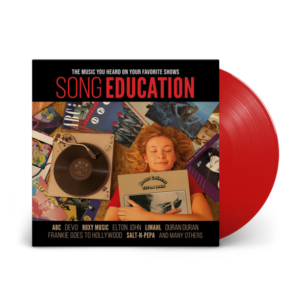Various Artists: Song Education: Limited Edition Red Vinyl