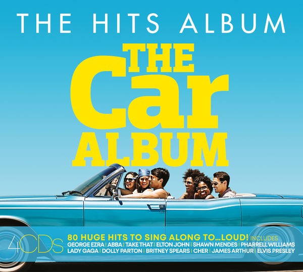 Various Artists: THE HITS ALBUM - THE CAR ALBUM