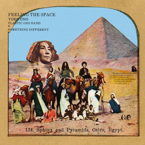 Yoko Ono: Feeling The Space