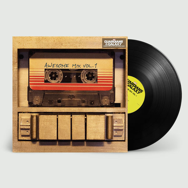 Various Artists: Guardians of the Galaxy: Awesome Mix Vol. 1