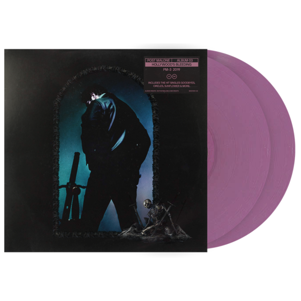 Post Malone: Hollywood's Bleeding Lavender 2LP