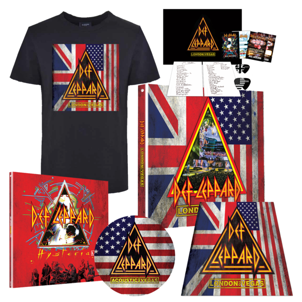 Def Leppard: BLU-RAY SUPER DELUXE BUNDLE