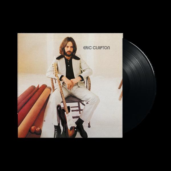 Eric Clapton: Eric Clapton: Anniversary Deluxe Edition Vinyl