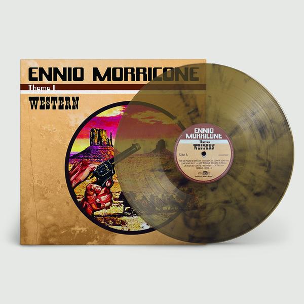 Ennio Morricone: Western: Limited Edition Gun-Smoke Coloured Vinyl
