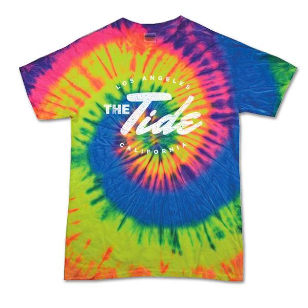 The Tide: Tie Dye T-Shirt