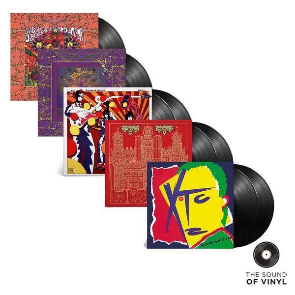 XTC: The Sound Of... XTC: Deluxe Vinyl Exclusive Bundle