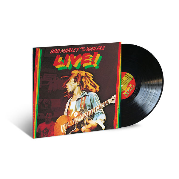 Bob Marley and The Wailers: Live!: Exclusive Tuff Gong Pressing