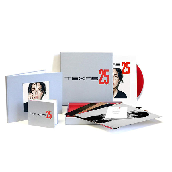 Texas: Texas 25: Super Deluxe Box Set