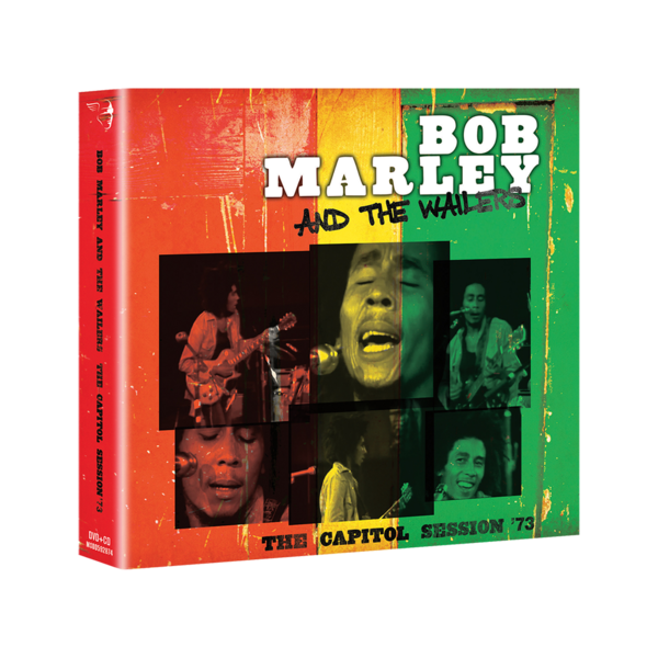 Bob Marley and The Wailers: The Capitol Session '73: DVD