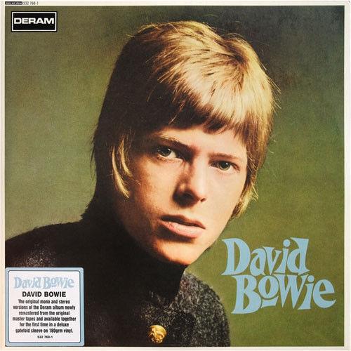 David Bowie: DAVID BOWIE