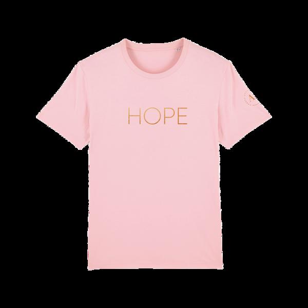 Andrea Bocelli: Hope t-shirt (pink)