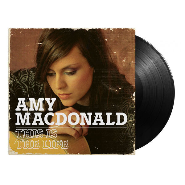 Amy Macdonald: This Is The Life: Limited Edition Vinyl