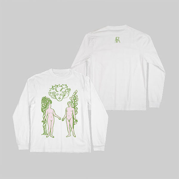 Florence + The Machine: Long Sleeved Tarot T-Shirt - S