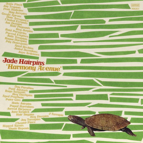 Jade Hairpins: Harmony Avenue