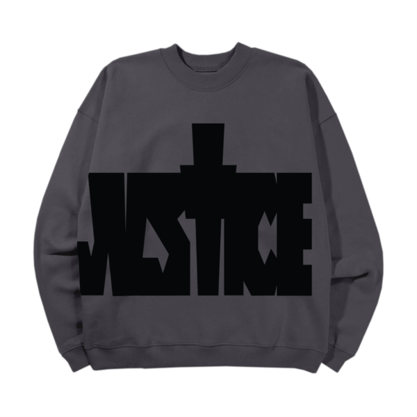 justin bieber: Justice Crewneck II