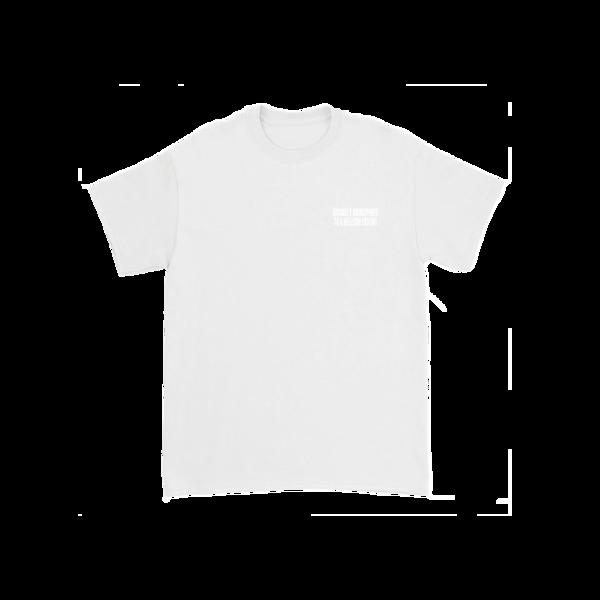 Lewis Capaldi: DUTAHE T-Shirt WHITE