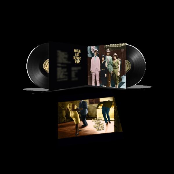 Bob Dylan: Rough And Rowdy Ways: Gatefold Double Vinyl