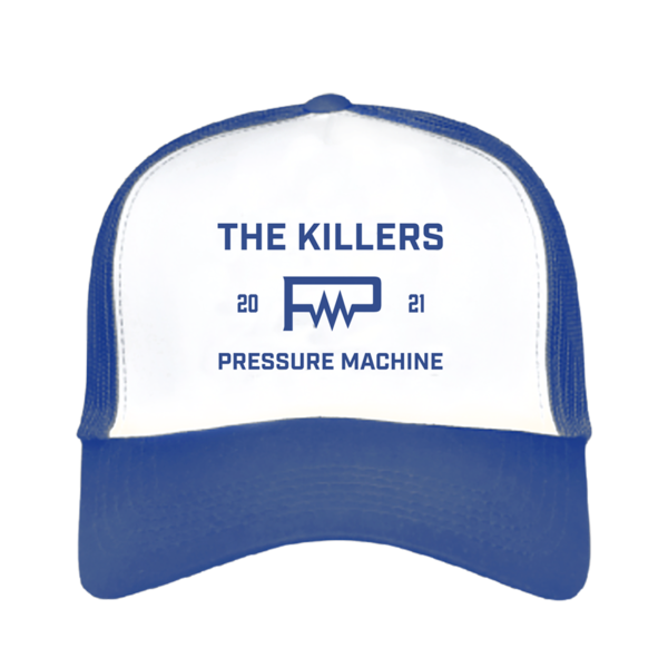 The Killers: Pressure Machine Trucker Hat