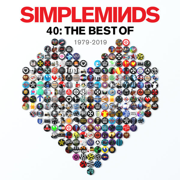 Simple Minds: 40: The Best Of Simple Minds 1979-2019: 1CD